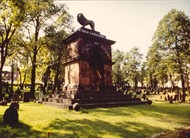 Old Burying Ground NHS, Parks Canada, 1993 / L'Ancien-Cimetière, Parcs Canada, 1993